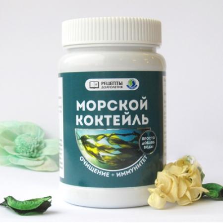 МОРСКОЙ КОКТЕЙЛЬ, 200 гр.