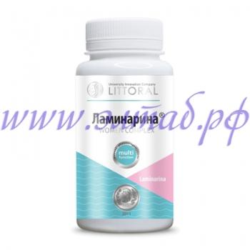 ЛАМИНАРИНА-формула женского здоровья, 60 капс.