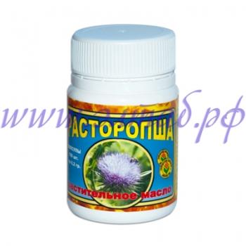РАСТОРОПША - масло в капсулах, 100 ШТ. по 0,2 ГР